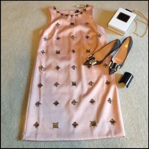 NWT Ann Taylor Embellished Dress